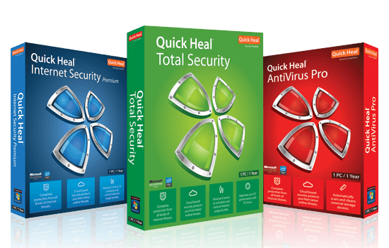Quick Heal Products